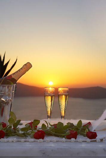 Fall in #love again in #Greece with #BlueSeaWeddings!