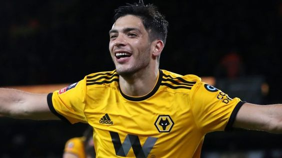 Raul Jimenez To Complete Record 30m Permanent Wolves Transfer In Next 24 Hours Football News Sky Sports
