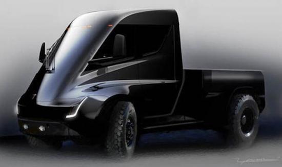 Musk Tesla Pickup Wordt Blade Runner Achtige Machine Autoblog Nl Tesla Futuristische Blade Runner