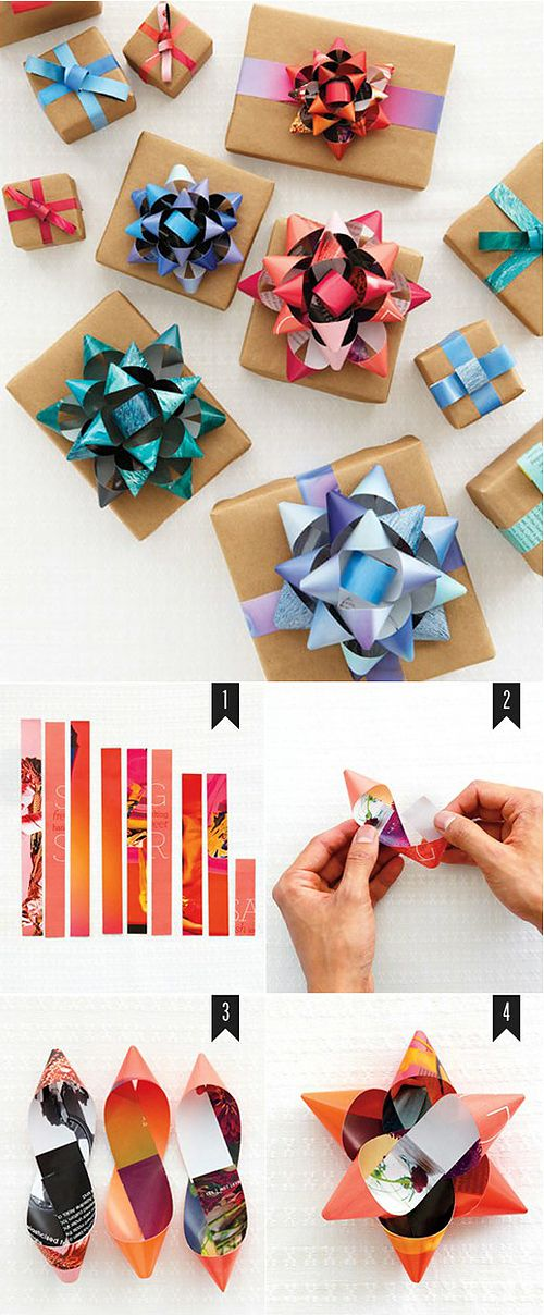 17 Best images about DIY Gift Wrap on Pinterest Trees, Diy