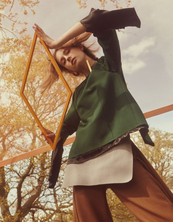 Vogue ME – Mystical Bohemia | Rosco Production