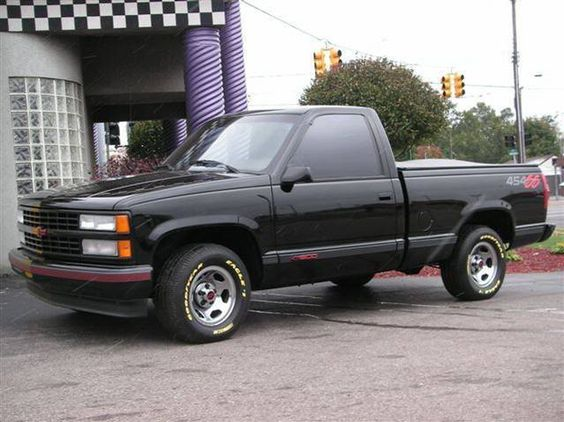 autos small pickup trucks and chevy pickups on pinterest. Black Bedroom Furniture Sets. Home Design Ideas