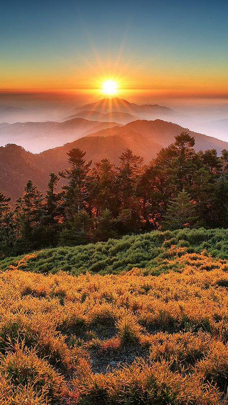 ˚Sunset - Taroko National Park, Taiwan