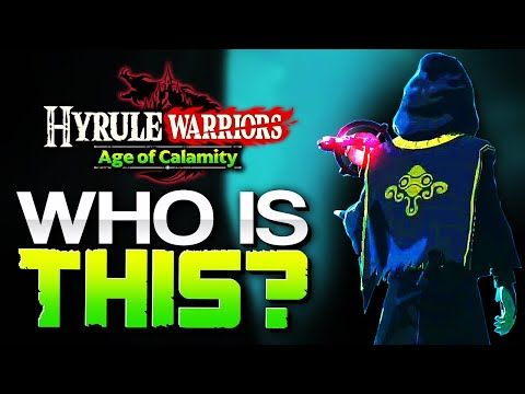 The Mystery Villain Zelda Age Of Calamity New Trailer Analysis And Theory Youtube In 2020 Calamity New Trailers Hyrule Warriors