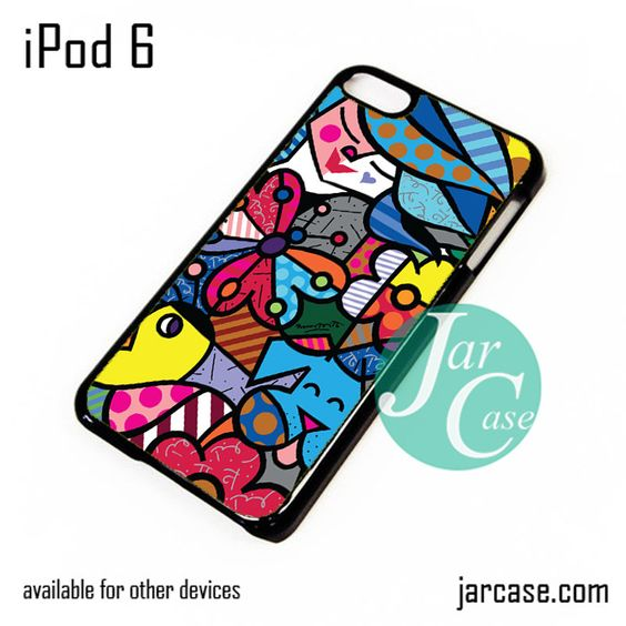 Arte Britto YG 6 iPod Case For iPod 5 and iPod 6