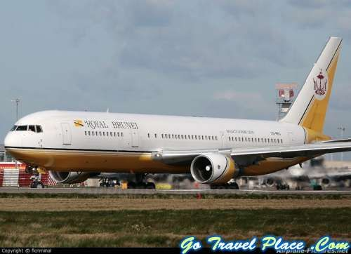 ROYAL BRUNEI AIRLINES - ROYAL AIRLINES - VISITING BRUNEI DARUSSALAM