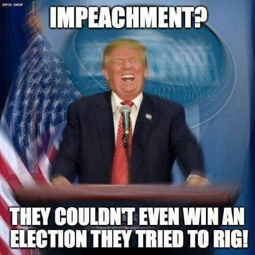 Trump Impeachment Memes Gramsavers