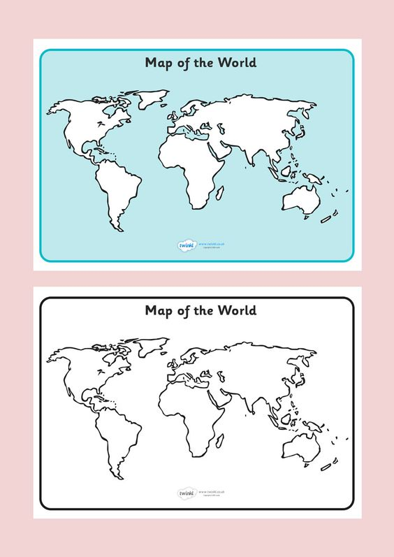 World map with names resources pinterest reading display world map with names resources pinterest reading display geography map and geography gumiabroncs Images