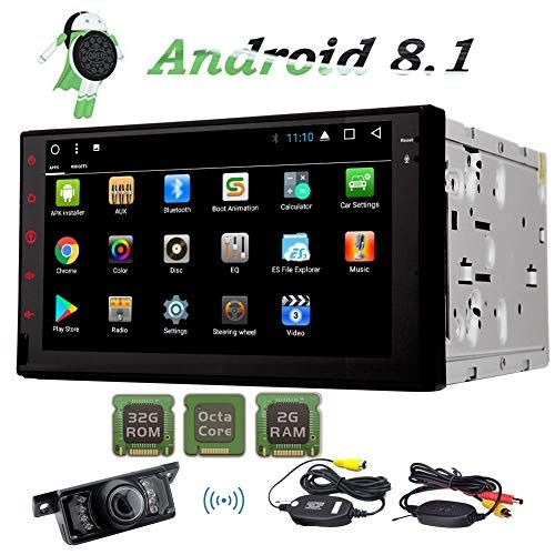 "7/"" 2 DIN Car GPS Navigation HD Video Radio FM Player Mirror Link WIFI 4G USB SWC"