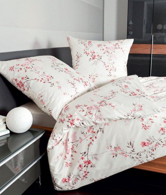 Bettwasche Woke Mit Tollen Wildblumen Products In 2019