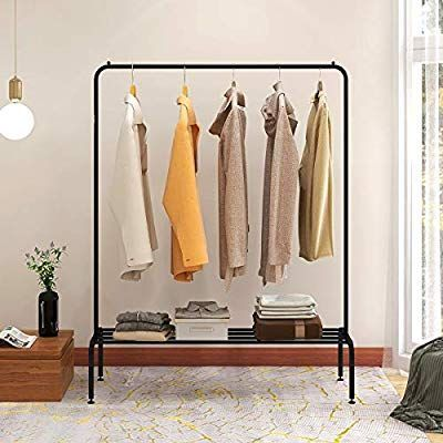 Dumee Metal Clothing Garment Racks Commercial Clothing Racks