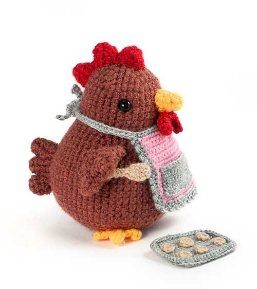 Amigurumi patterns, Hens and Amigurumi on Pinterest
