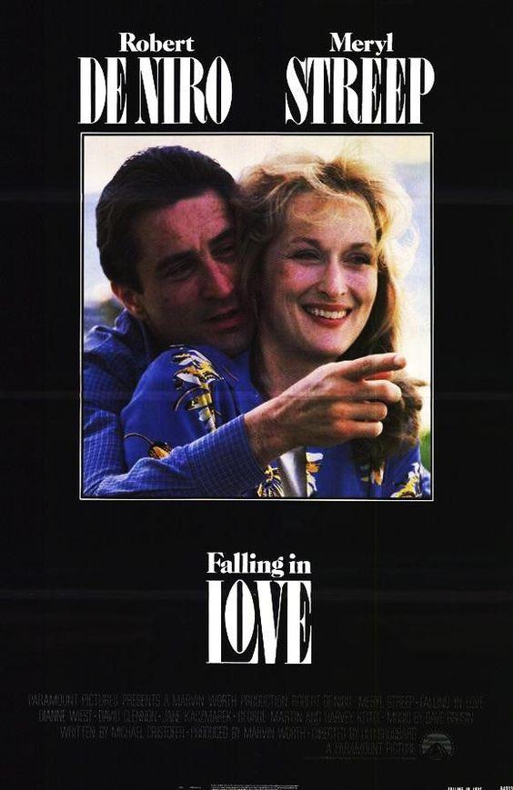 Falling in Love (1984) - (cast Robert De Niro)