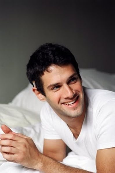 Justin Bartha | Just watched The Rebound and fell in LOVE with him.