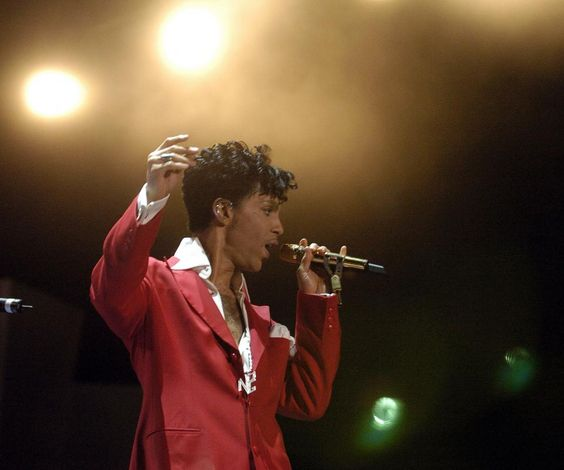 Prince at Essence festival: