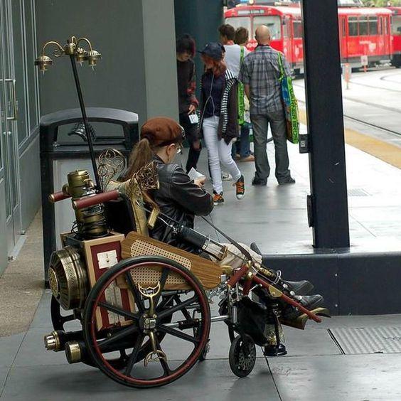 #107 Discapacitados capacitados