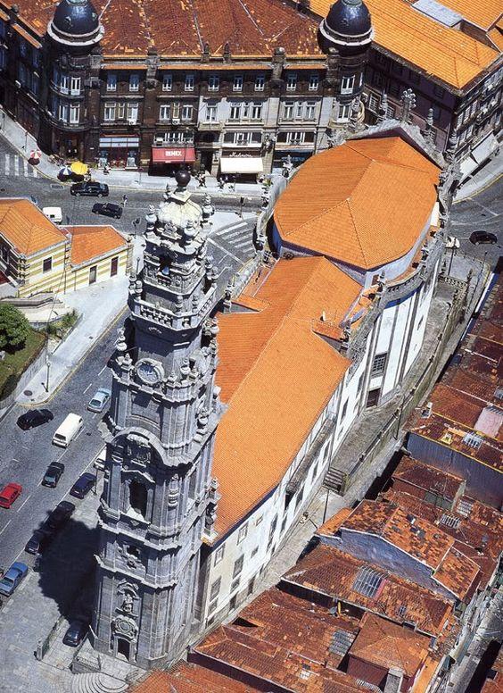 Torre dos Clérigos- Porto, Portugal Enjoy Portugal www.enjoyportugal.eu