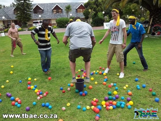 Bhati Team Building Exercise Party Games Pinterest