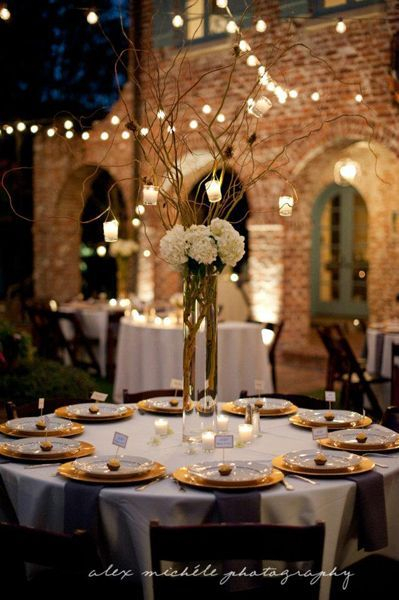 Wedding Gold Wedding And Centre Pieces On Pinterest