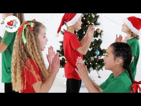 Te Deseamos Una Feliz Cancion De Baile Navideno Para Ninos Coreografia Youtube Christmas Dance Christmas Songs For Kids Merry Christmas Song