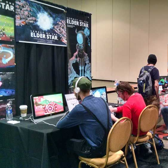 How we ran our booth at MAGFest for 74 hours straight - This is it: our massive recap of showing Legacy of the Elder Star at MAGFest for 74 hours straight. Loads of specific advice for indies inside!                                                  …  Gamasutra News  http://tvseriesfullepisodes.com/index.php/2016/02/28/how-we-ran-our-booth-at-magfest-for-74-hours-straight/