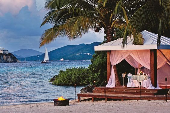 US Virgin Islands Weddings & Packages Destination