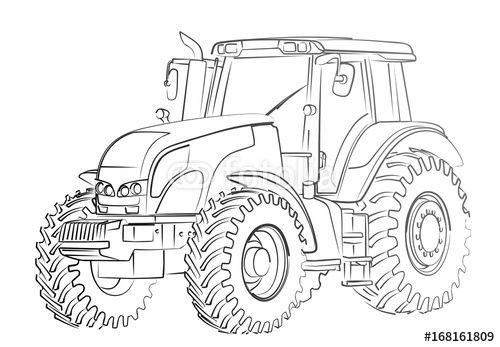 Traktory Kolorowanki Szukaj W Google Kolorowanki Przedszkola