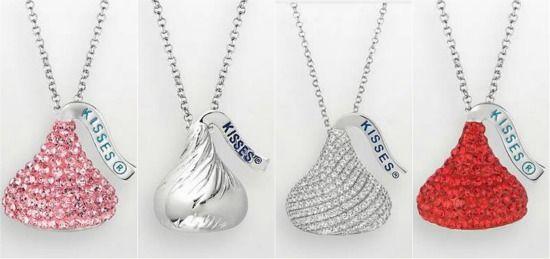 Hersheys kiss jewelry katherine mcphee celebrities love kisses hersheys kiss jewelry katherine mcphee celebrities love kisses pinterest kiss gems jewelry and celebrity mozeypictures Choice Image