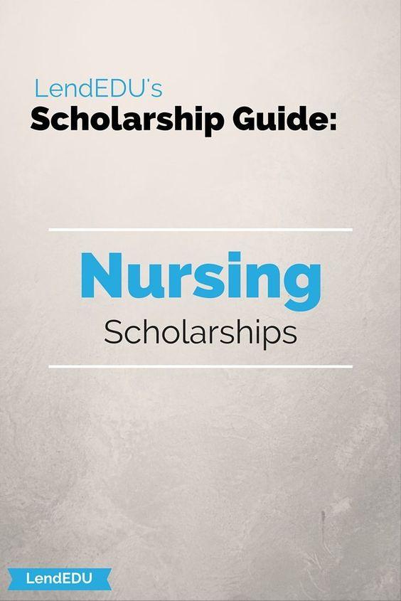 LendEDU's Scholarsip Guide: Nursing