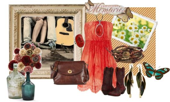 """""""Country Lace"""" by feltlikeit on Polyvore"""