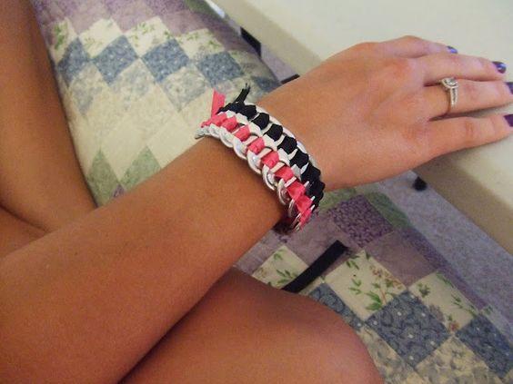 Pop-Tab Bracelet( :
