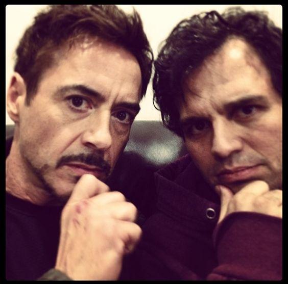 Mark and Robert