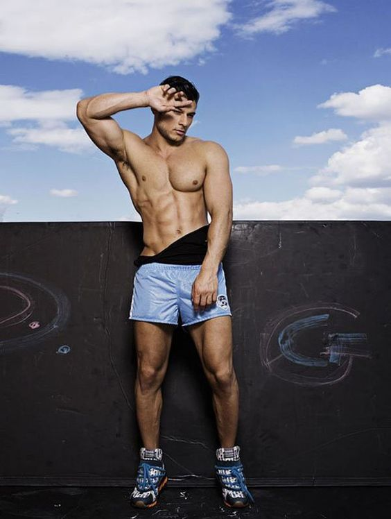Nueva Daniel Garofali Fotos de Rick Day - el Experto de la ropa interior