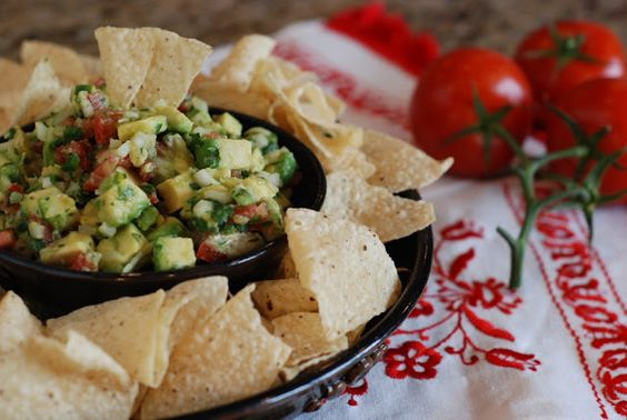 Simply So Good: Chunky Guacamole