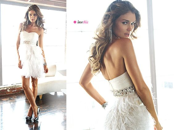 White Party Dress. LOVE this website for dresses! - Style ...
