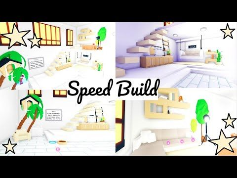 Aesthetic Speed Build Futuristic Home Speed Build Roblox Adopt Me Youtube Cute Room Ideas Futuristic Home My Home Design