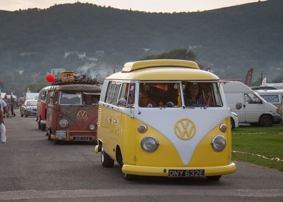 Busfest 2014 show photos - VW Camper and Bus