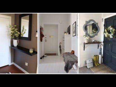 ديكورات مداخل للشقق الصغيرة افكار مهمة لتزيين مداخل المنازل Youtube In 2020 Decor Home Furniture