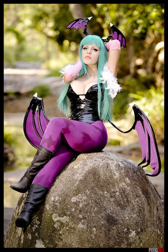 Morrigan Aensland / From: Capcoms Darkstalkers Series