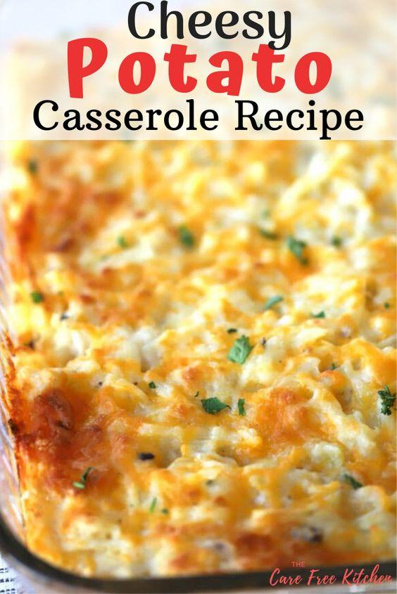 The Best Potato Casserole Recipe