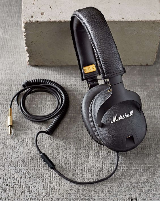 Marshall Monitor Over-Ear Headphones