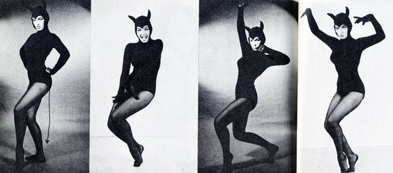 Bettie Page (reminds me of Animala from Lost Skeleton)