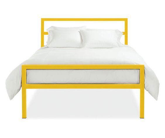 Room & Board - Parsons King Bed