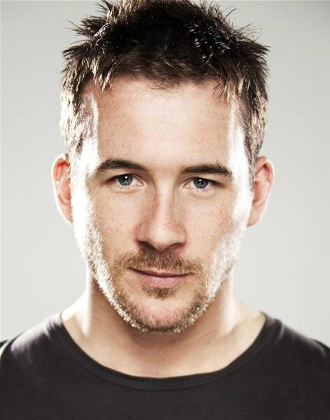 Madly in love with him - wish we could get married.Barry Sloane from Revenge