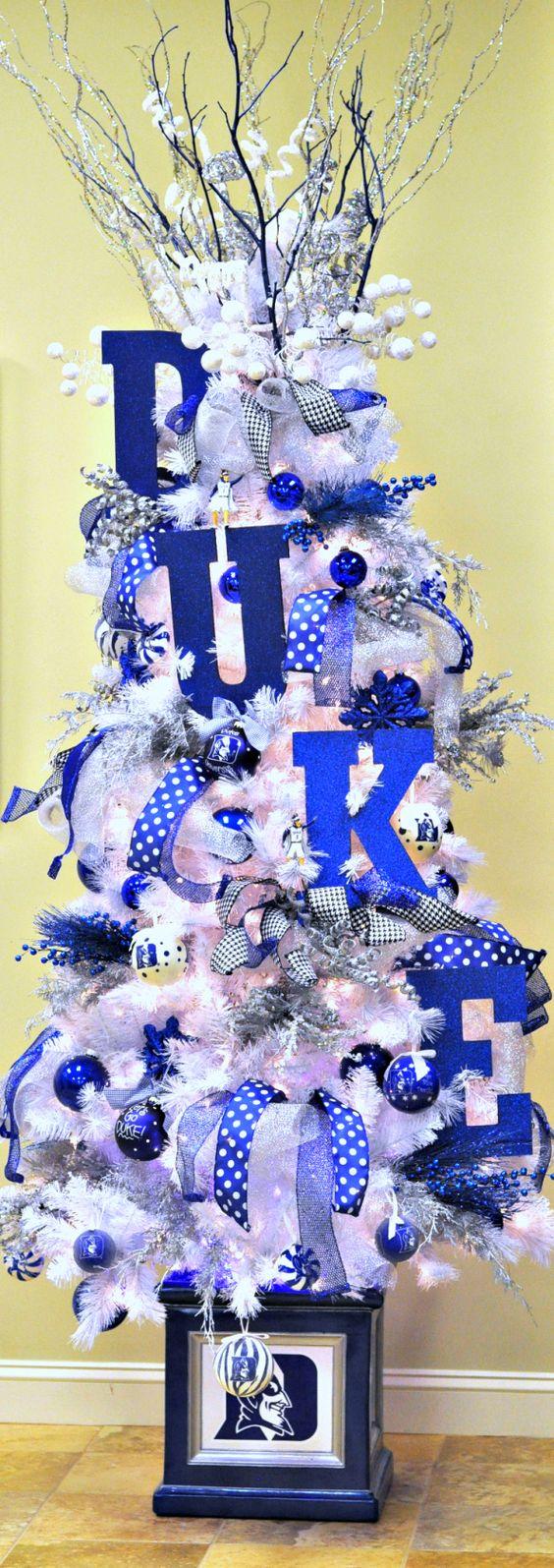 Duke University Christmas Tree!