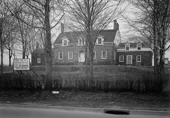 John Hopper House in Bergen County, New Jersey.