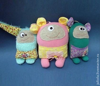 Чудики ЮМИ - подвеска,интерьерная игрушка,интерьер,подвески,текстильная игрушка
