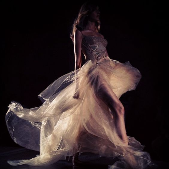 Dreamy Versace shot via Nick Knight in our Fashion Photo Friday roundup
