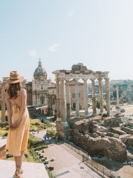 The 7 Most Instagrammable Places in Rome