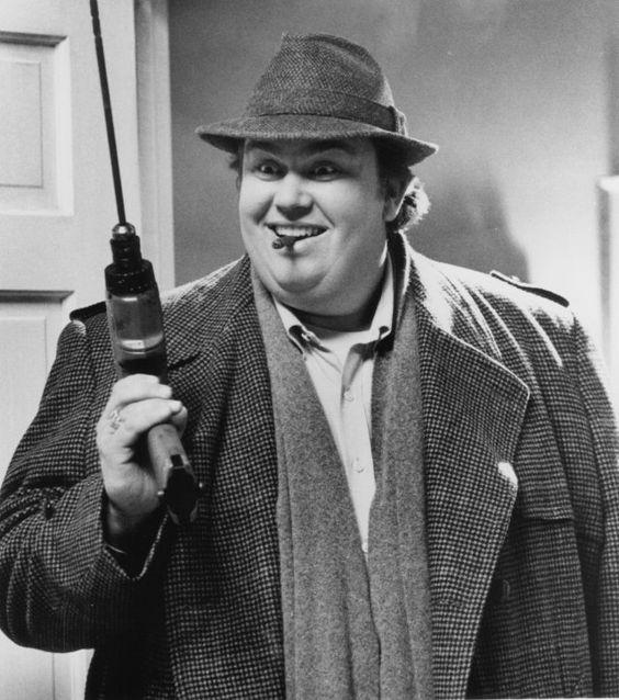 LOS LADRONES DE PALOMITAS: RETRATOS DE CINE : JOHN CANDY.    Genial actor cómico,John Candy.